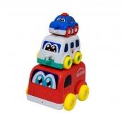 Trio De Resgate - BBR Toys