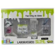 Ultra laboratorio slime - faz 500g de slime - Sunny Brinquedos