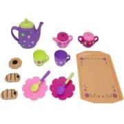 Conjunto de chá de brinquedo - 13 itens