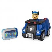 Veiculo de Controle Remoto - Patrulha Canina - Police Cruiser - Chase - Sunny
