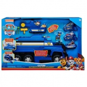 Veículo Ultimate Police Cruiser - Patrulha Canina - Sunny