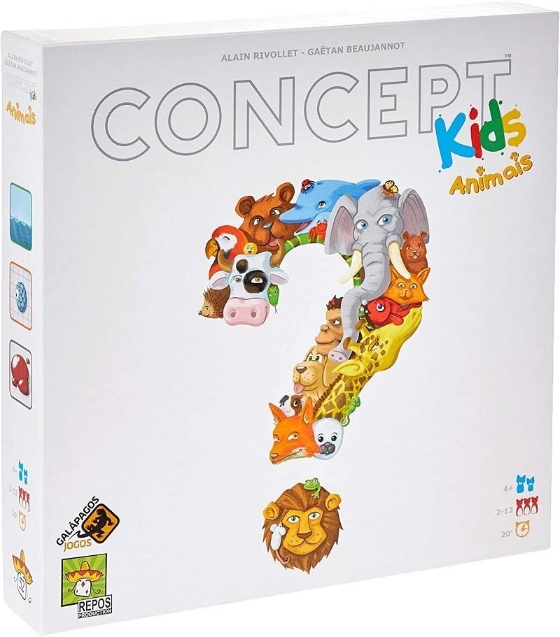 Concept Kids - Galápogos jogos