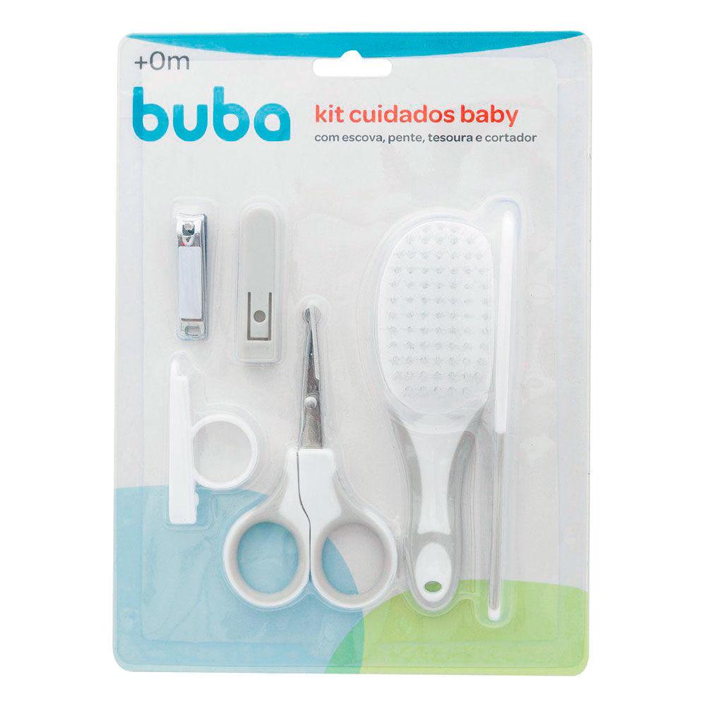 Kit Higiene Cuidados para o Bebê - Buba