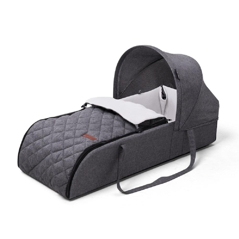 Berço Cama/trocador portátil Select Multifuncional para Bebê Mommy Bag