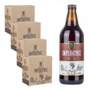 Pack Dubbel 04 Caixas 24 Cervejas 600ml--QUARTA CAIXA OFF-- (Unidade sai R$ 15,67)