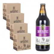 Pack Oatmeal Stout 04 Caixas 24 Cervejas 600ml--QUARTA CAIXA OFF-- (Unidade sai R$ 13,42)