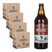 Pack Vienna Lager 04 Caixas 24 Cervejas 600ml--QUARTA CAIXA OFF-- (Unidade sai R$ 14,17)