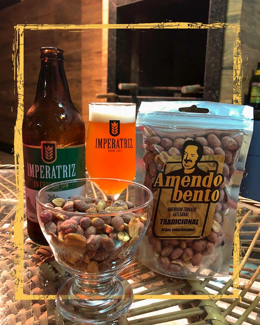 Amendoim Torrado Artesanal Tradicional