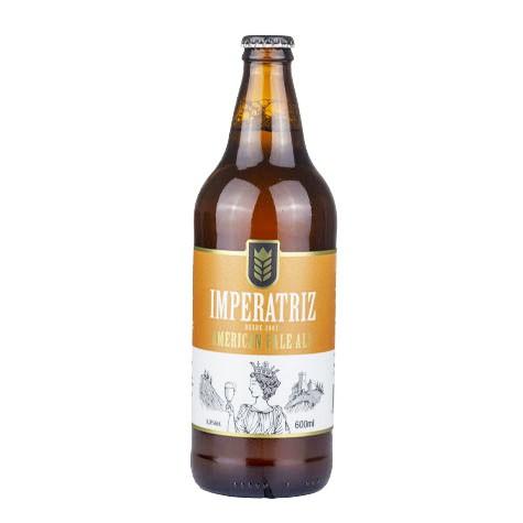 Garrafa American Pale Ale (APA)  600ml
