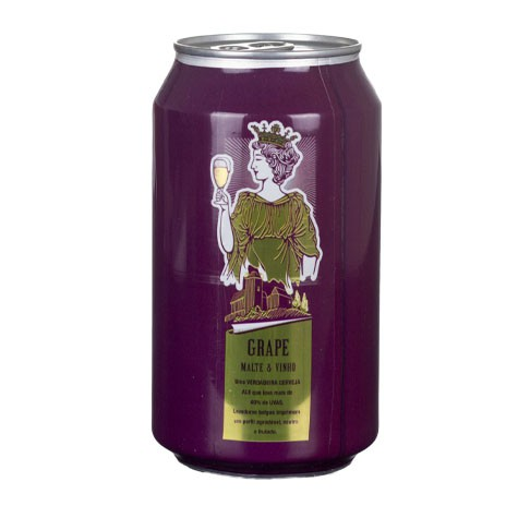 Lata Chopp de Vinho 350 ml