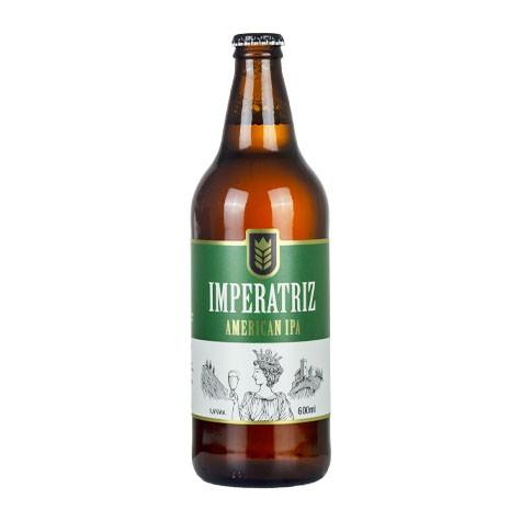 Pack IPA 04 Caixas 24 Cervejas 600ml--QUARTA CAIXA OFF-- (Unidade sai R$ 15,67)