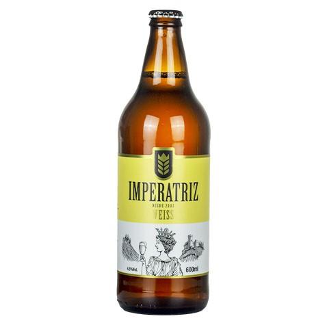 Pack Weiss 04 Caixas 24 Cervejas 600ml--QUARTA CAIXA OFF-- (Unidade sai R$ 13,42)