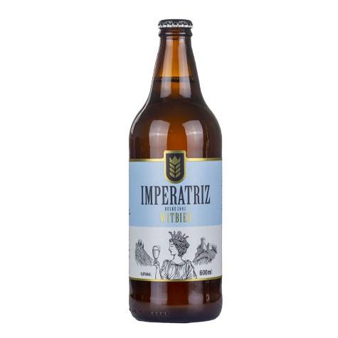 Pack Witbier Capim Limão 04 Caixas 24 Cervejas 600ml--QUARTA CAIXA OFF-- (Unidade sai R$ 13,42)