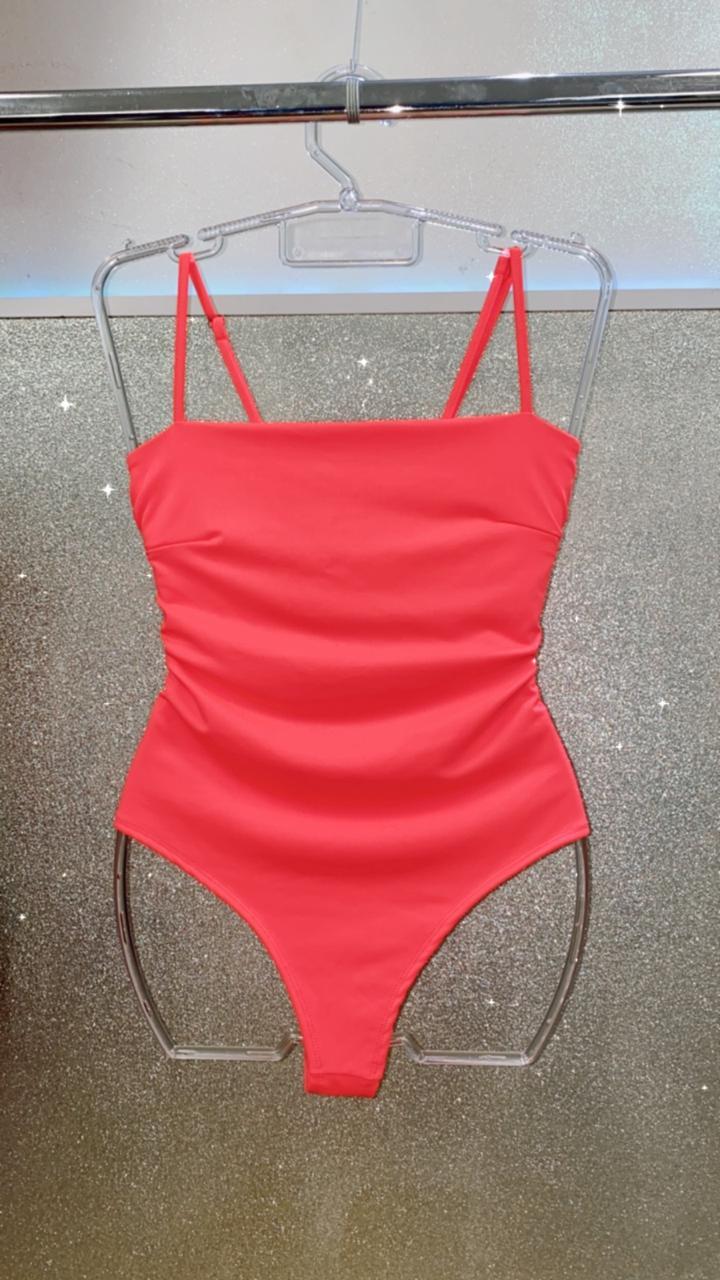 Body Maio Pink Neon