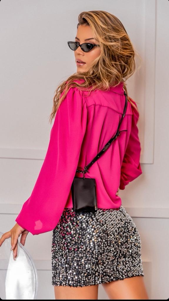 Camisa Amanda Cores