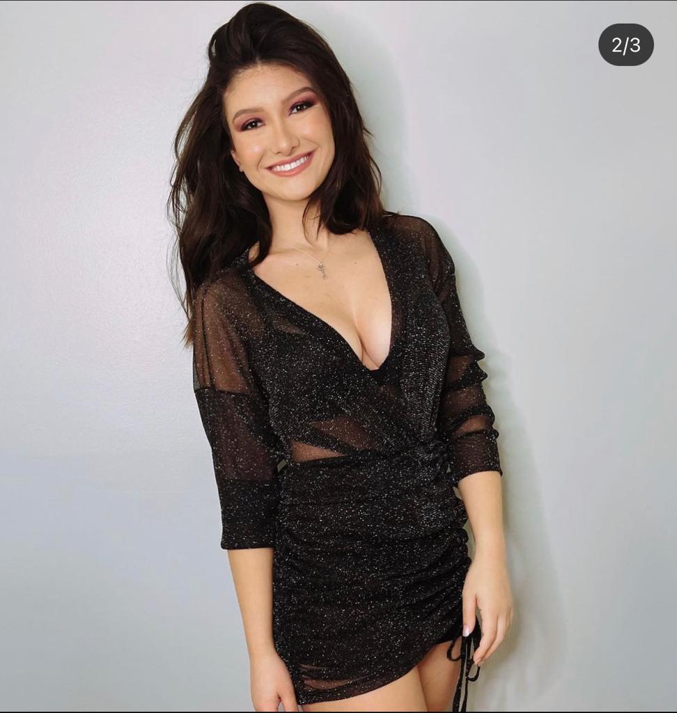 Vestido Aline Lurex