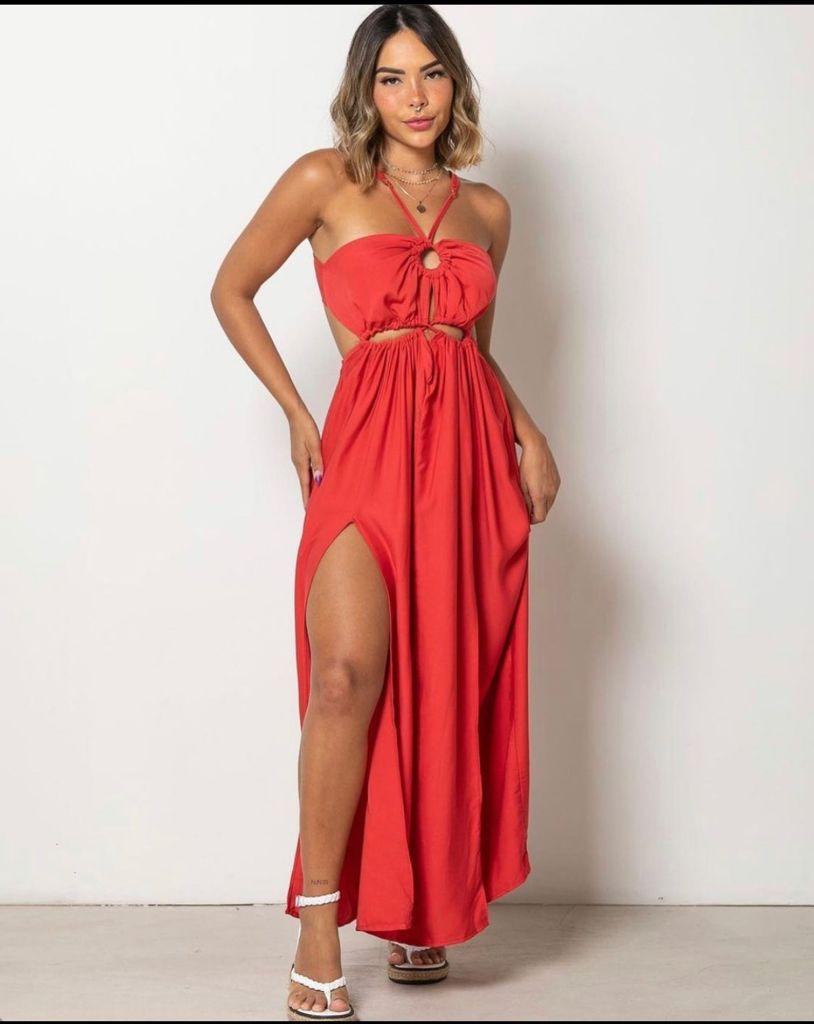 Vestido Fabricia Cores