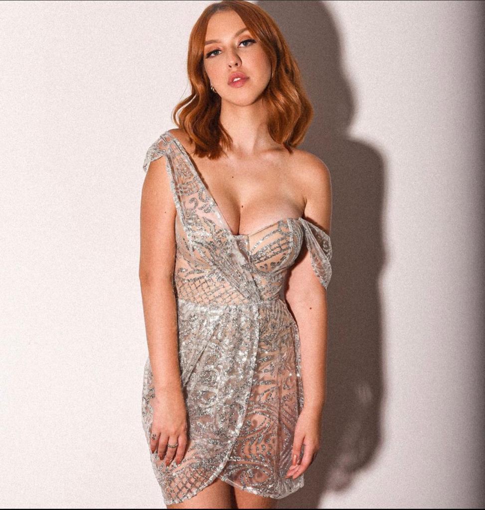 Vestido Gabriela Glitter