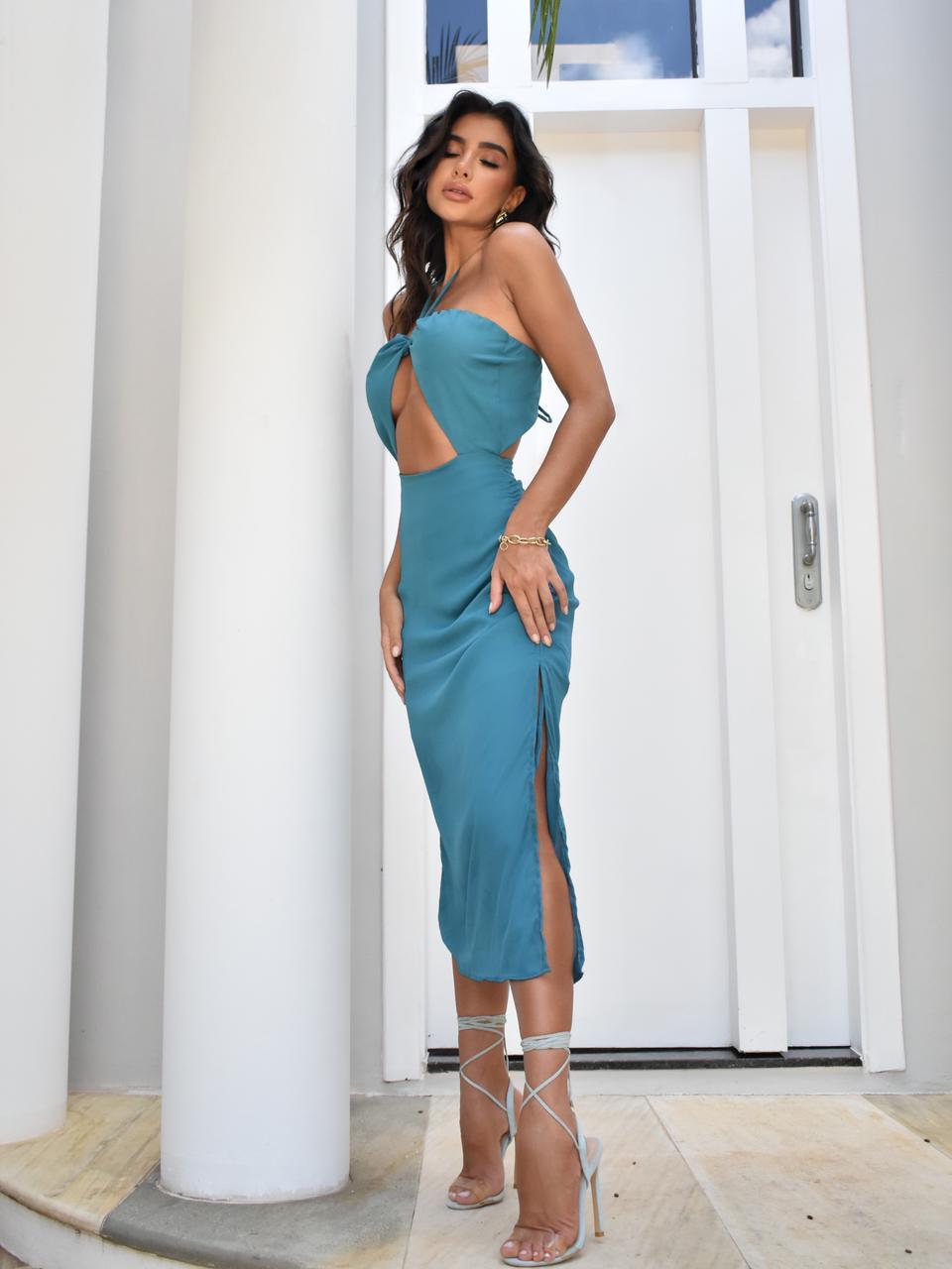 Vestido Jenny Cores