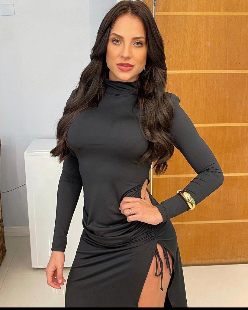 Vestido Midi Gabi