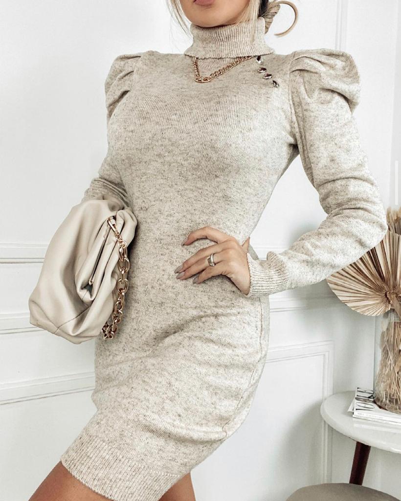 Vestido Modal Fernanda Cores
