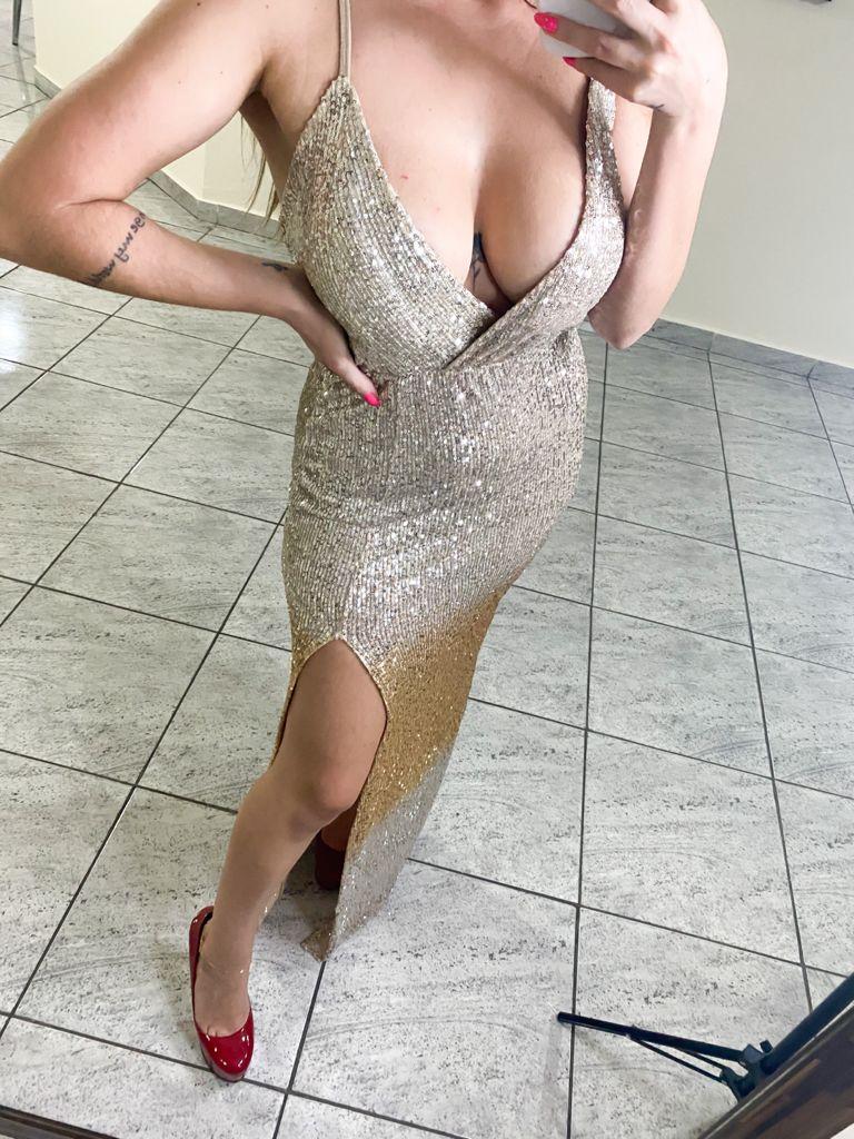 Vestido Paris Paete