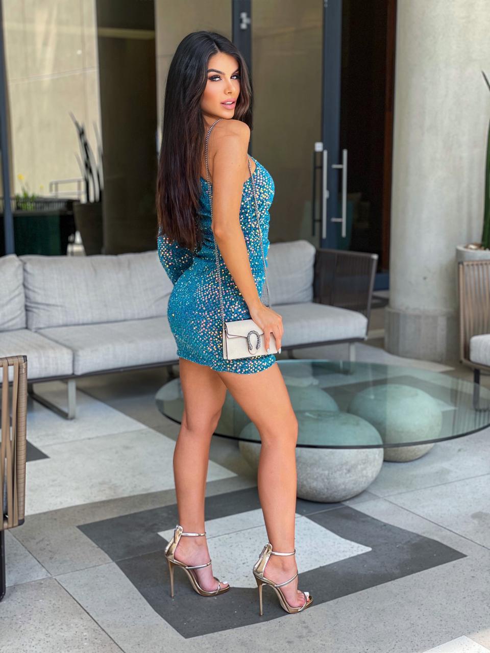 Vestido Soraya Paete