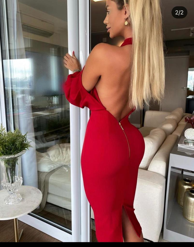 Vestido Wanessa Cores