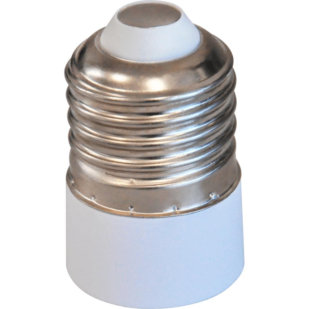 Adaptador Soquete Bocal E27 Para E14