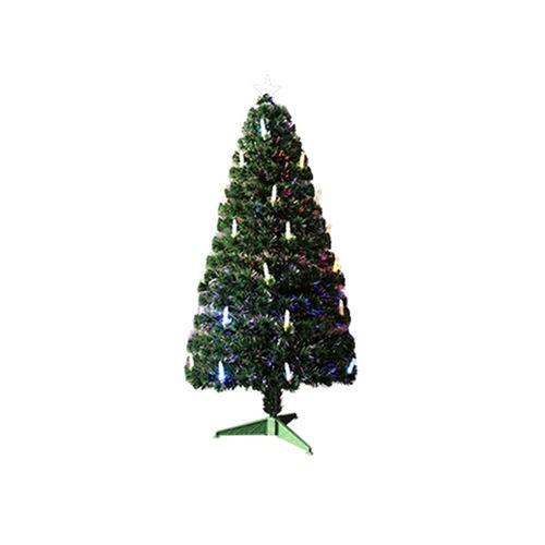 Árvore Fibra Ótica c/ 90 Galhos c/ 12 Leds Velas
