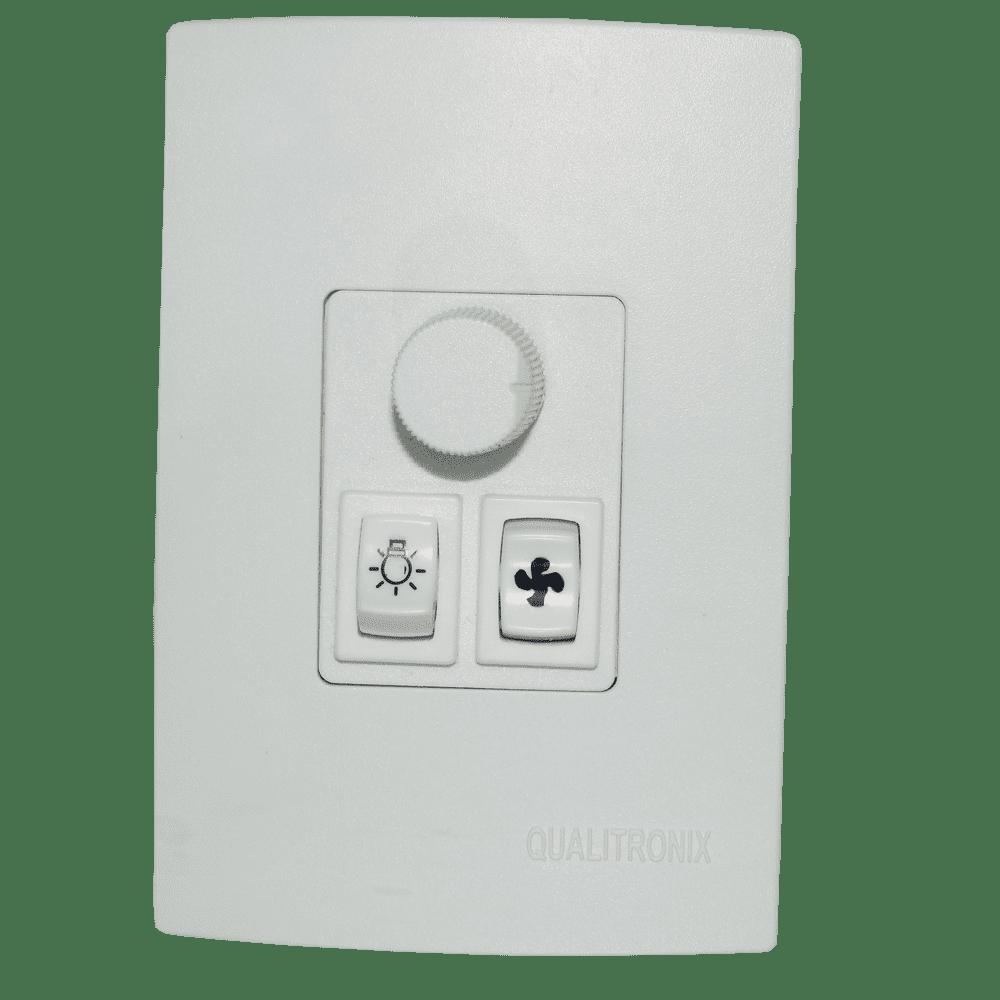 Controle de  Velocidade Ventilador  QV37 - QUALITRONIX
