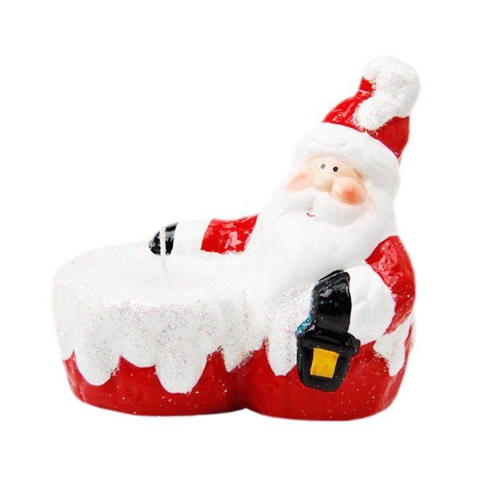 Enfeite Vela Noel Castiçal