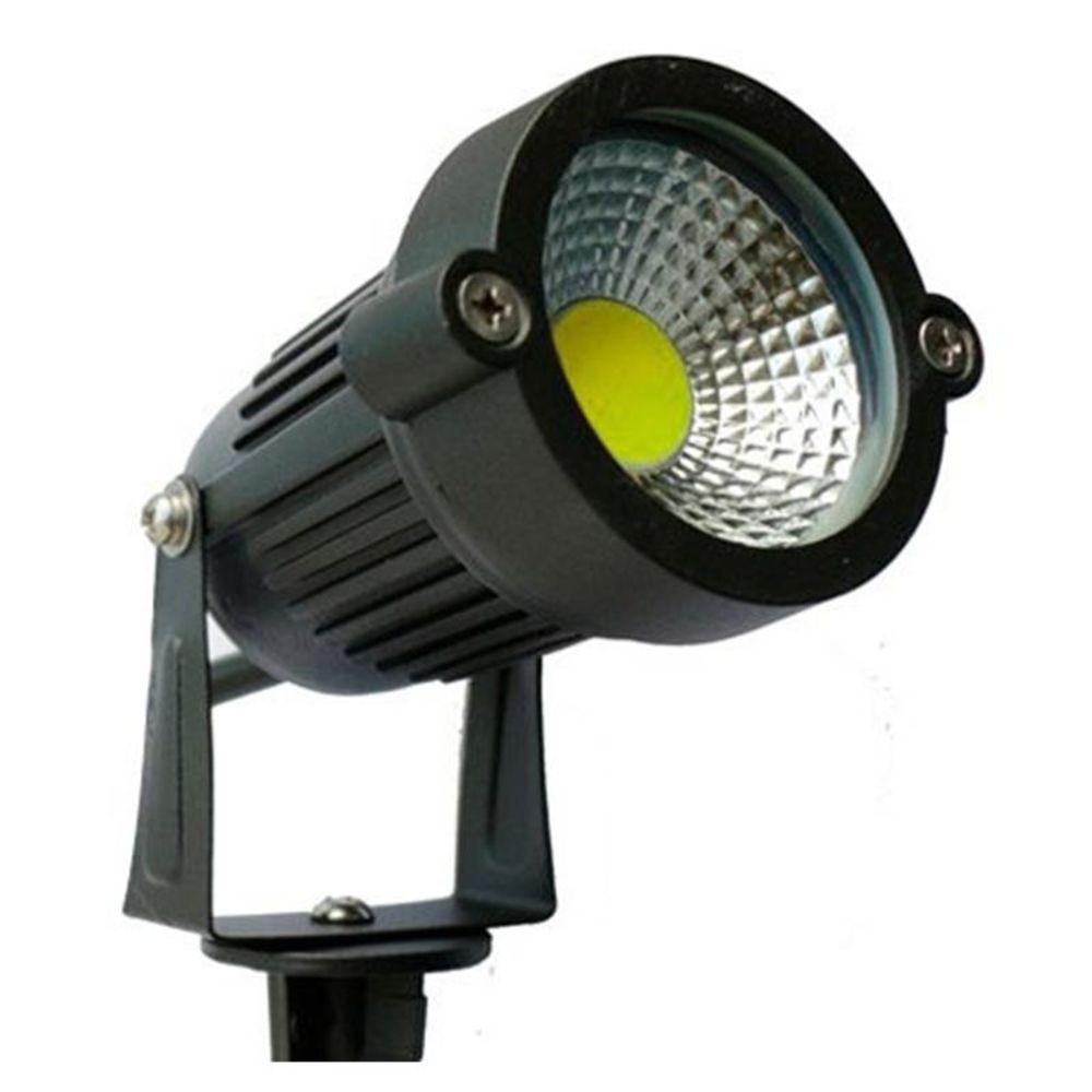 Espeto Gramado Led 5W Verde Bivolt - RL-Lighting