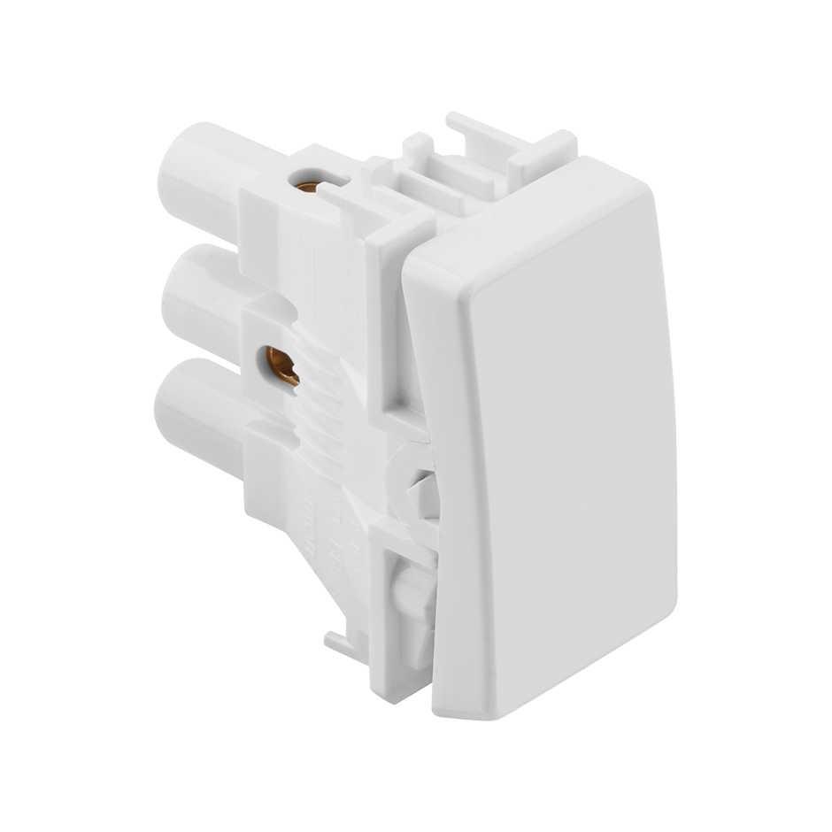 Interruptor Intermediário Branco 10A 250V - SIMON
