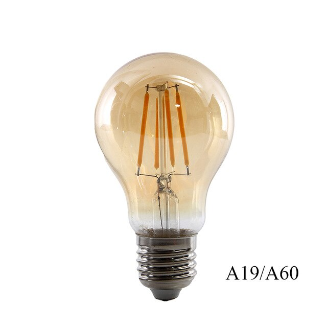 Lâmpada A19 Retro Decorativa Vintage Led 4w - GMH