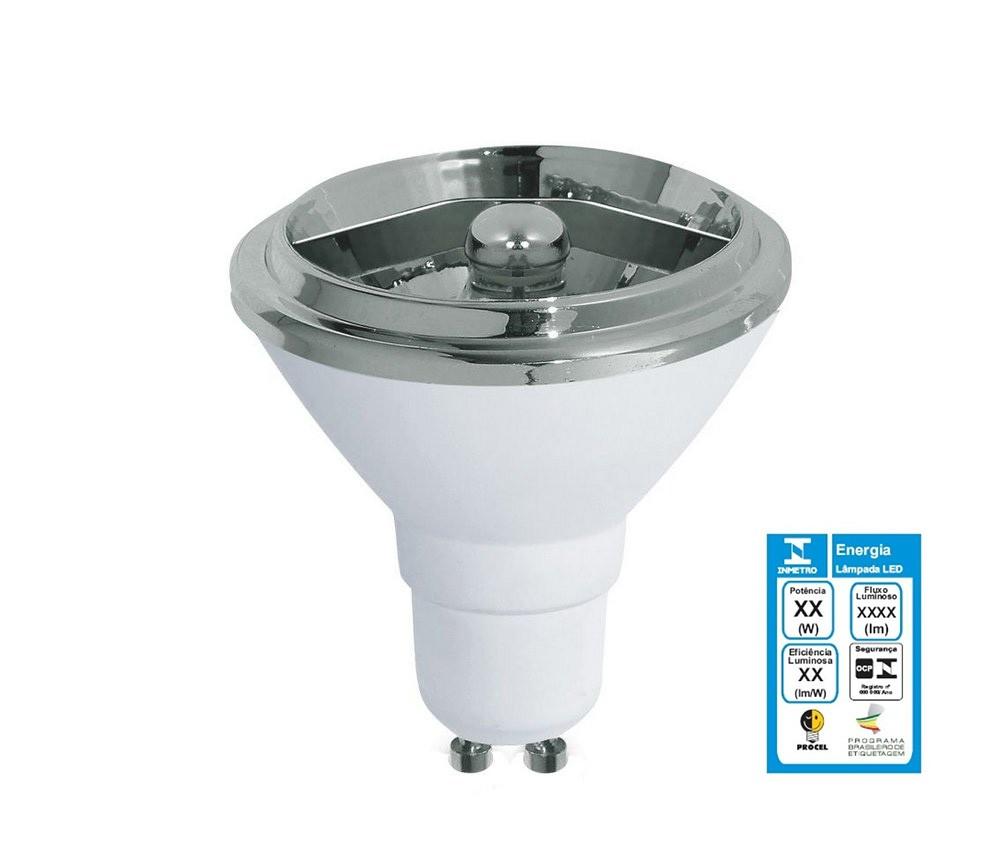 Lâmpada Ar70 LED Opus 4,8w 2700k Bivolt - LP 32825