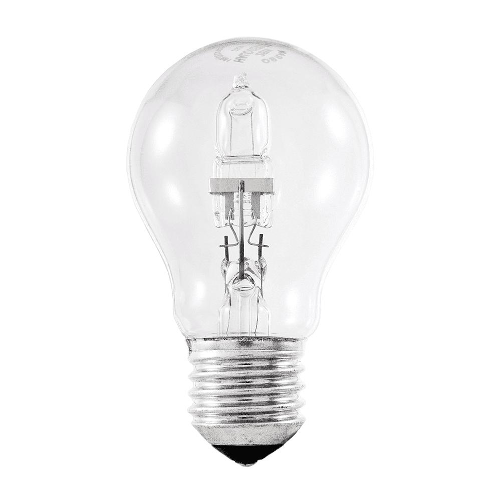 Lâmpada Bulbo C Class Halogena Clara A55 70W 127V