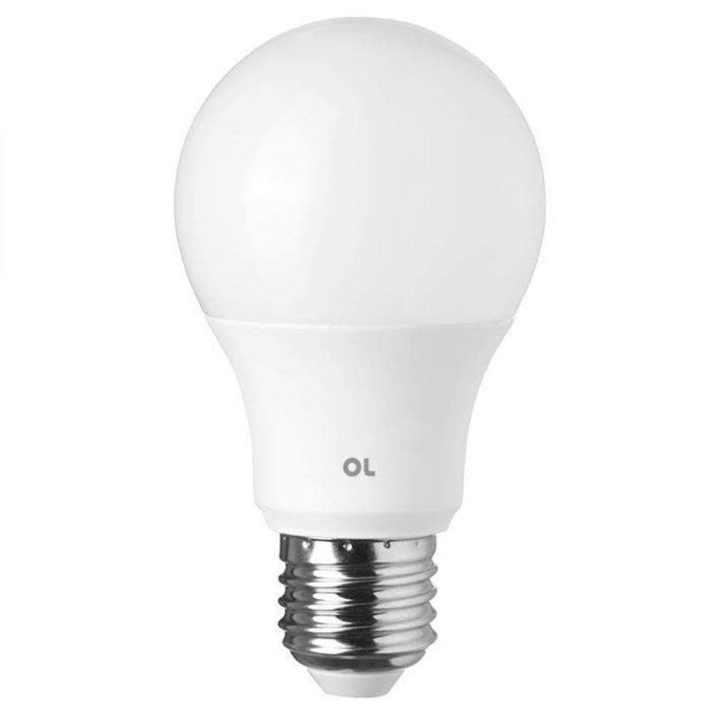 Lâmpada Bulbo Led 4w 6500k - OL Iluminação