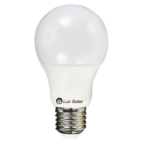 Lâmpada Bulbo LED 9W 6500K 12V - LUZ SOLLAR