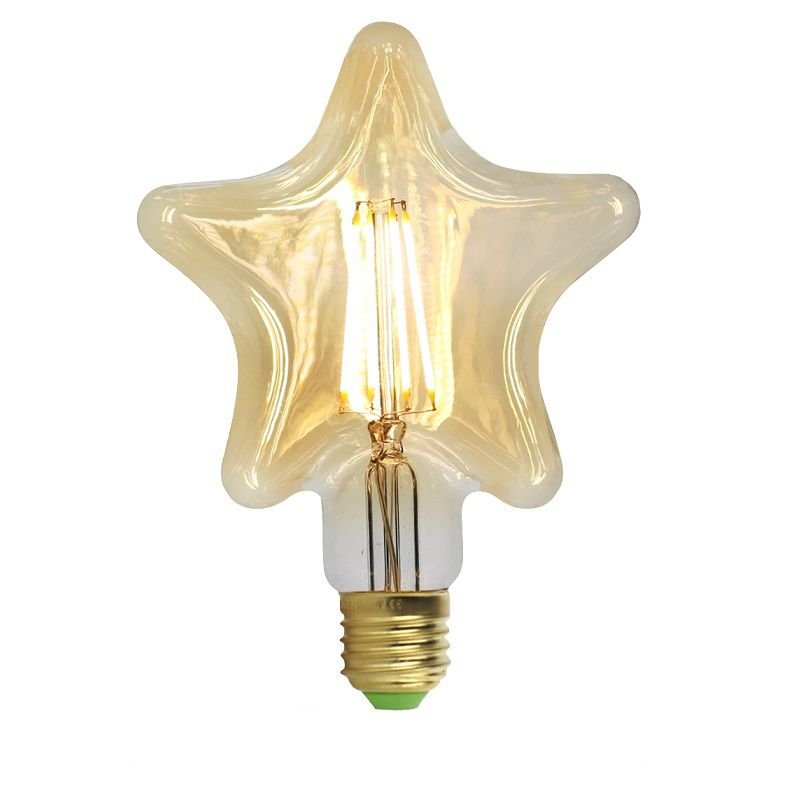 Lâmpada de Filamento LED STAR Squirrel Cage 4W - GMH