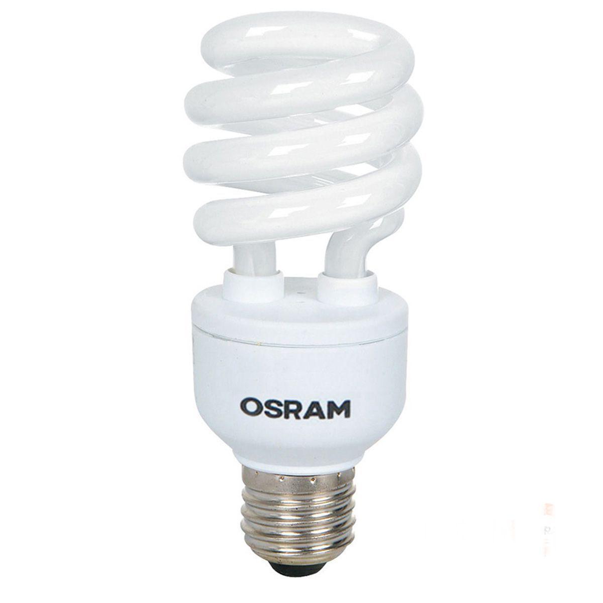 Lâmpada Espiral Mini Twist 6500k 15w 110v Osram