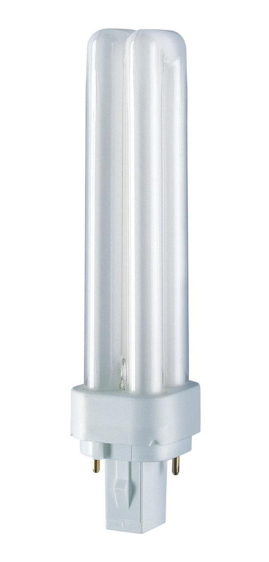 Lâmpada Fluorescente Compacta 18w G24 4 Pinos 2700k - Osram