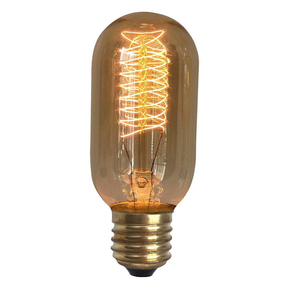 Lâmpada Retro Decorativa Vintage Thomas Edison T45