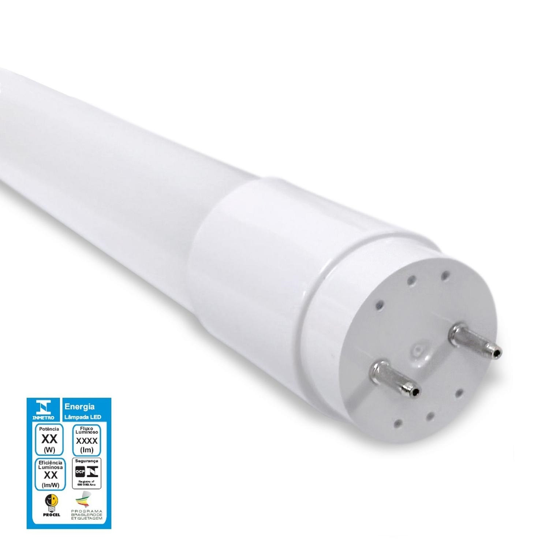 Lâmpada Tubular Super Led T8 18w 3000k - Luz Sollar