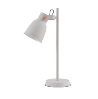 Luminária de Mesa Pixar Branco Bivolt