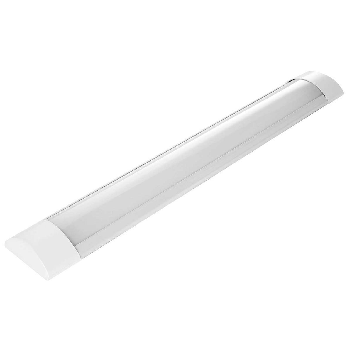 Luminária FIT LED 36W 6500K Bivolt - LUZ SOLLAR
