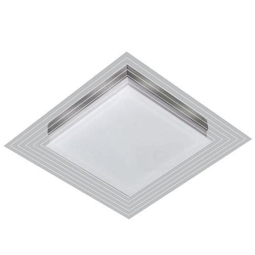 Luminária LED 16W sobrepor Branco Lisboa 3000k Tualux