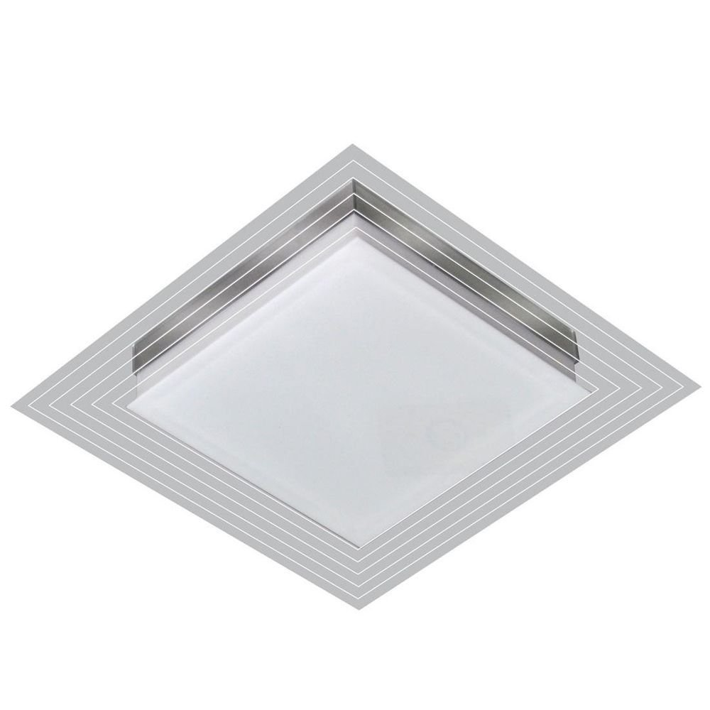 Luminária LED 16W sobrepor Branco Lisboa 6500k Tualux