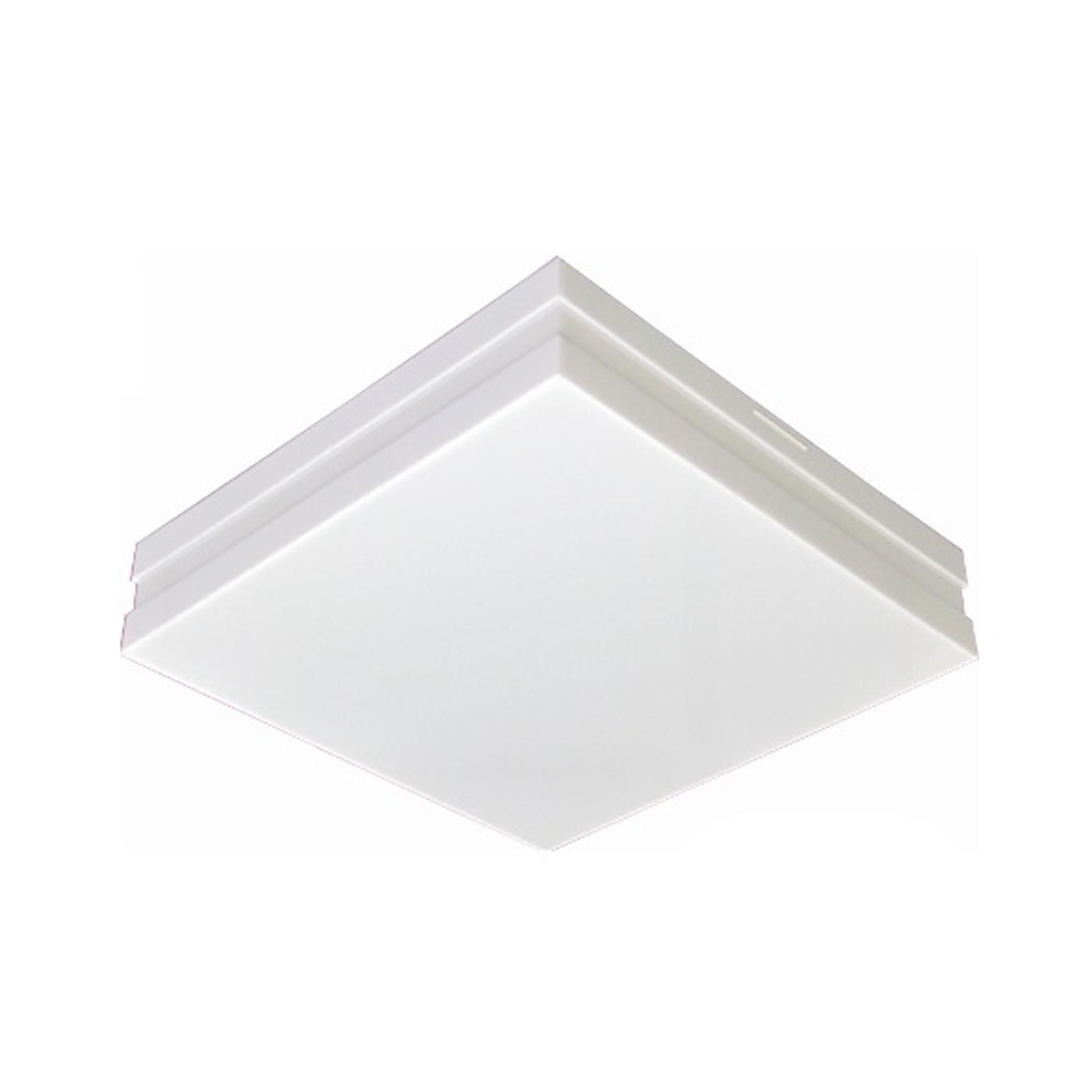 Luminária LED 25w Sobrepor Branco Bilbao 6500k Tualux