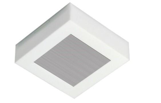 Luminária Led 9w Sobrepor Branco Londres 6500k Tualux